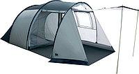 Палатка HIGH PEAK Мод. ANCONA 4 (4-x местн.)(210+225x240x190см)(9,80кГ) R 89073