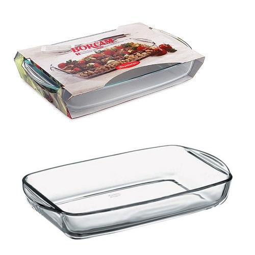 Блюдо для выпечки 2 л., 29 х 19 см, с ручками BORCAM (59006)