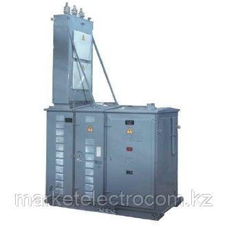 Трансформаторные подстанции КТППН 100-250 10(6) У1