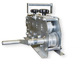 Универсальное приспособление для выпрямления прутка (8-10 мм) и полосы (до 40х4мм)