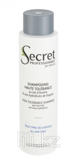 Мягкий шампунь для ежедневного применения с овсяным молочком и экстрактом гуавы Shampooing Haute Tolerance