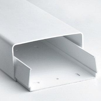 Короб для кондиционера (основание+крышка) 42х40 мм