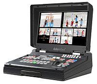 HS-1200 6 Канальная HD портативная видео студия, фото 1