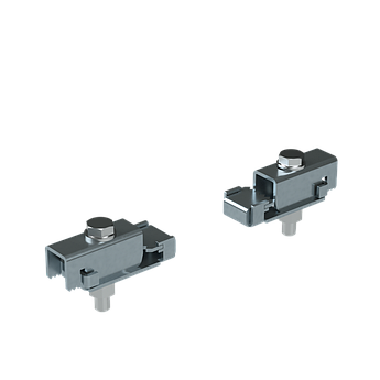 Комплект фиксаторов шинопровода