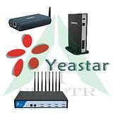 VoIP шлюзы Yeastar