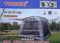 Пятиместная палатка люкс TUOHAI RT-1305 280 + 280 + h220 cm (без пола)