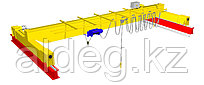 Краны мостовые электрические однобалочные опорные