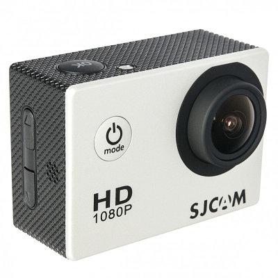 Экшн-камера SJCAM SJ4000, Silver
