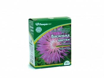 Василек, цветы, 25 гр