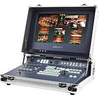 HS-2000 5 входовая HD мобильная видеостудия, фото 1