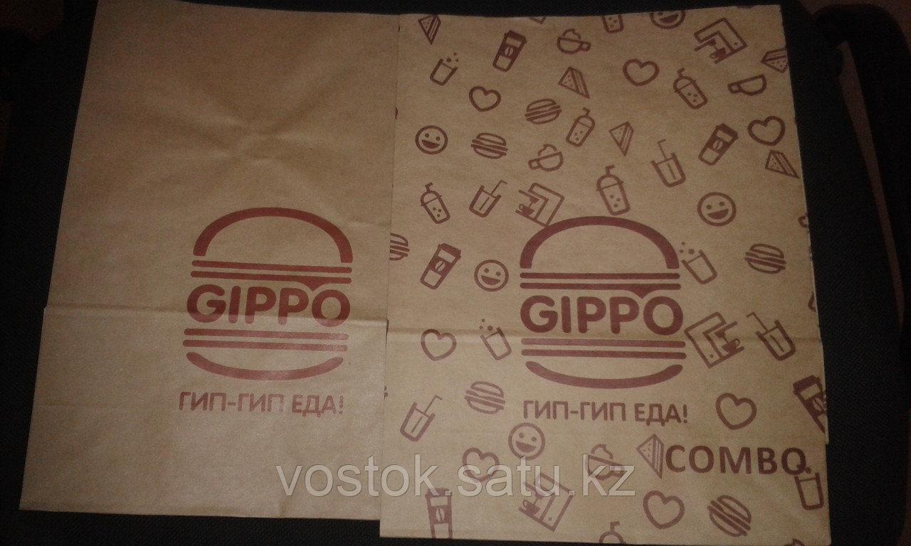 Бумажные пакеты - фото 1