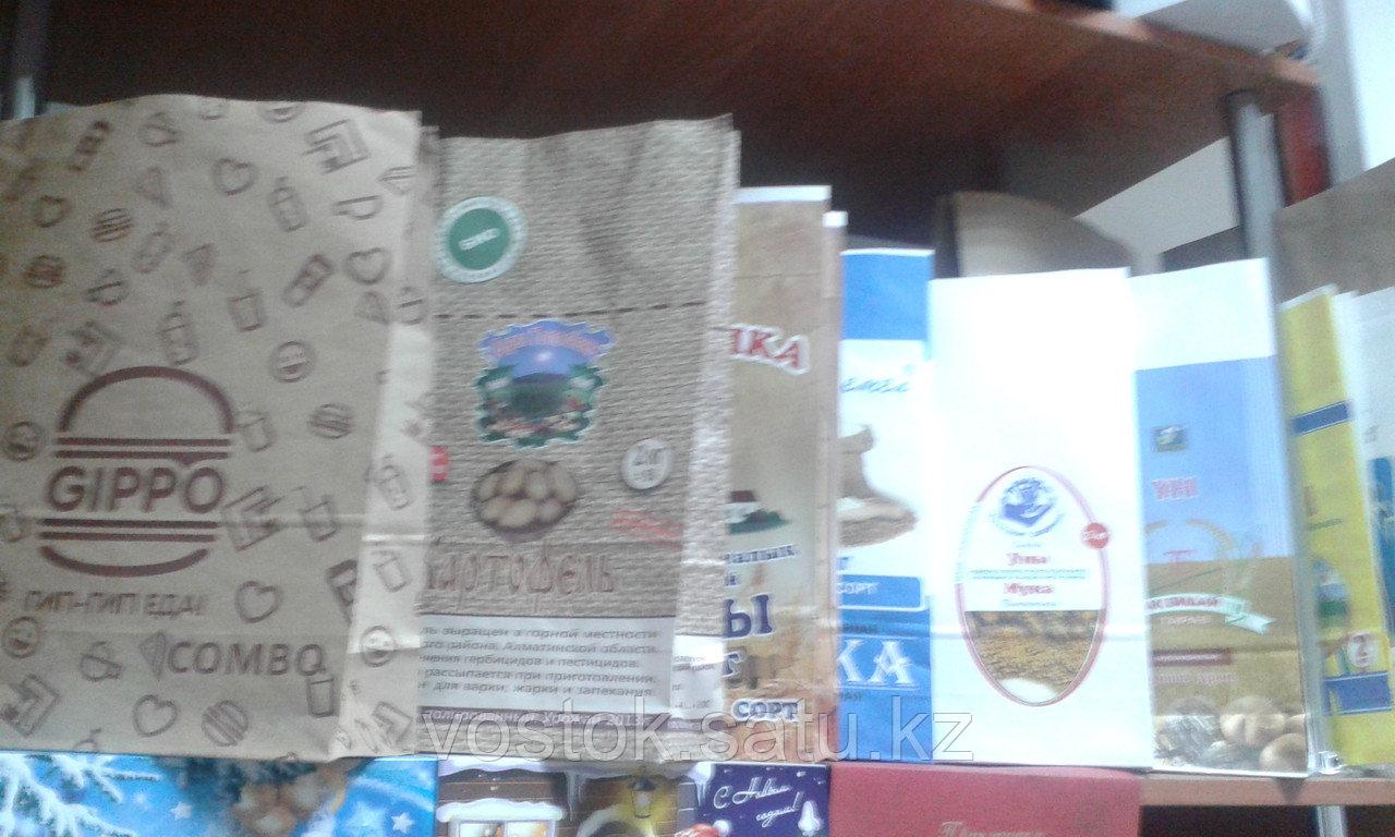 Бумажные пакеты - фото 6