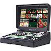 HS-600 SD 8-канальная Мобильная Видеостудия