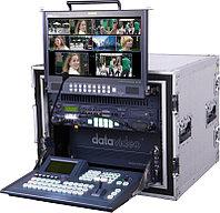 MS-900 Мобильная Видео Студия основанная на микшере SE-900, фото 1