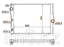 Радиатор BMW X5 E70 07-14(дизель)
