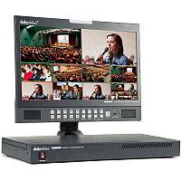 Видеомикшер SE-1200MU 6-канальный HD Микшер в Рэк-Стойку, фото 1