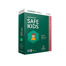 Родительский контроль Kaspersky Safe Kids, 1 ПК на 1 год  (Доставка до 10 минут)