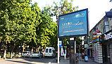 Реклама на ситибордах (скроллерах) в Шымкенте, фото 2