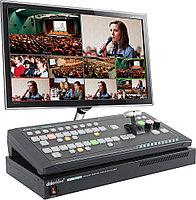 Видеомикшер SEB-1200 SE-1200MU 6 входовой видеомикшер + RMC-260 панель управления