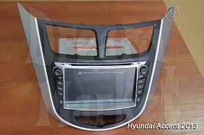 Автомагнитола Hyundai Accent 2013 г. Winca S100
