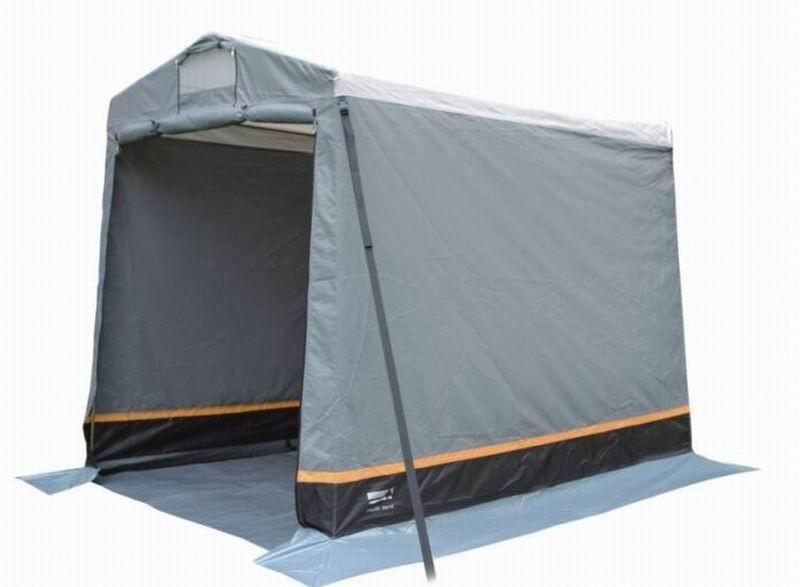 Палатка-склад HIGH PEAK Мод. MULTI TENT (230x130x210cм)(серый/черный) R89045 - фото 1