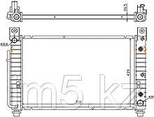 Радиатор  CADILLAC ESCALADE 01-06