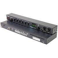AD-200 6-канальный Блок Аудиозадержки - Микшер с регулировкой уровня звука, фото 1