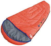 Спальный мешок HIGH PEAK Мод. DREAM BAG JR (175х70/45см)(0,90кГ)(+14ºС)(красный) R 89136