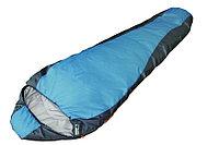 Спальный мешок HIGH PEAK Мод. LIGHT PACK 800 (210х75/50см)(0,80кГ)(-6/+11ºС)(синий) R 89103