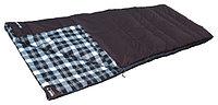 Спальный мешок HIGH PEAK Мод. LOWLAND (200х80см)(1,50кГ)(-6/+11ºС) (темно-коричневый) R 89154