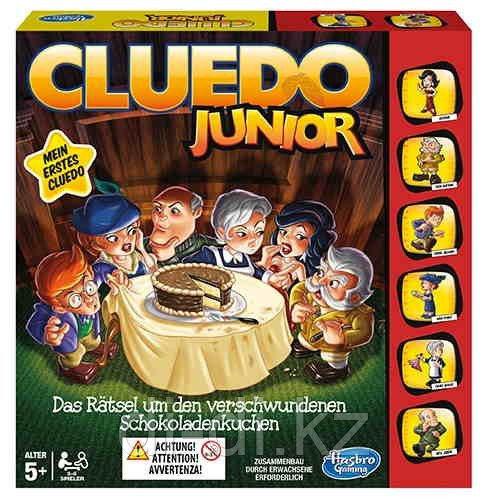 Hasbro Настольная игра Мое первое Клуэдо