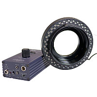 LD-1 Двухцветное светодиодное кольцо для хромакея, фото 1