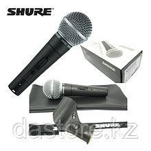 Shure SM 58 SE вокальный динамический микрофон