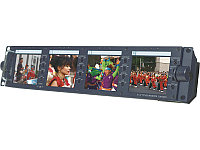 "TLM-404H 4x4"" TFT LCD Мониторная панель, фото 1"
