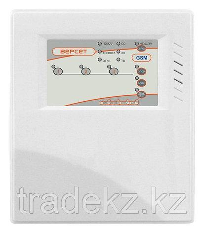 ВЕРСЕТ-GSM 03 ВМ прибор приемно-контрольный с поддержкой GSM, фото 2