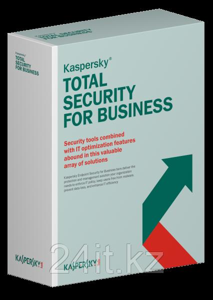 Kaspersky TOTAL Security для бизнеса (продление)