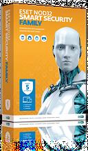 ESET NOD32 Internet Security – лицензия на 1 год на 5 устройств (Доставка до 10 минут)