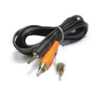 Переходник AVer Phone to RCA Audio Cable (064AAUDIOBL3), фото 1