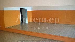 Установка зеркала в танцевальный зал, 20 июня 2016, г. Алматы 3