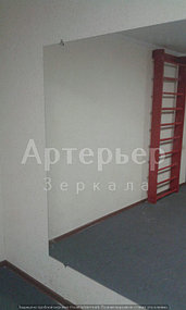 Монтаж зеркал в спортивный зал, 18 июня 2016, г.Алматы 6