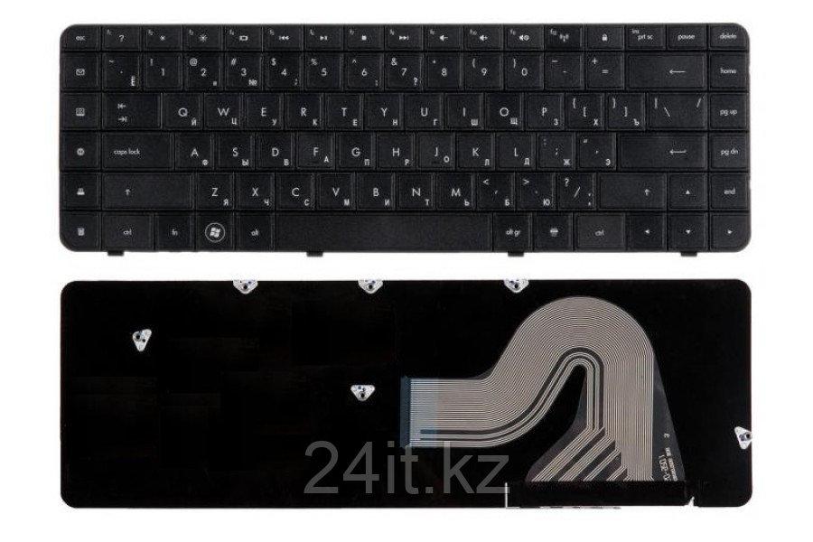 Клавиатура для ноутбука HP Compaq CQ62/ CQ56, RU, черная