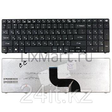 Клавиатура для ноутбука Packard Bell TM81/ 86/ 87/ 94/ TX86/ NV50, RU, черная