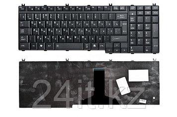 Клавиатура для ноутбука Toshiba Satellite A500/ F501/ P505, RU, черная