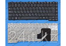 Клавиатура для ноутбука Asus W2, RU, черная