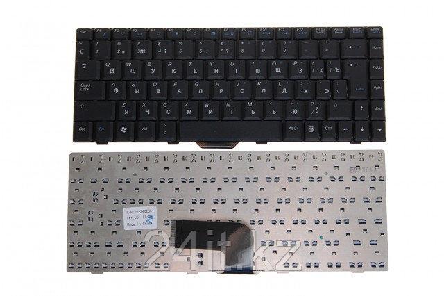 Клавиатура для ноутбука Asus W5/ W5A/ W7/ Z35, RU, черная