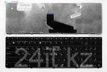 Клавиатура для ноутбука Asus K53TA, RU, черная
