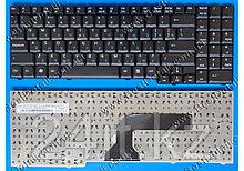 Клавиатура для ноутбука Asus M70/ M50/ X71, RU, черная