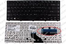 Клавиатура для ноутбука Acer Aspire E1-471, ENG, черная