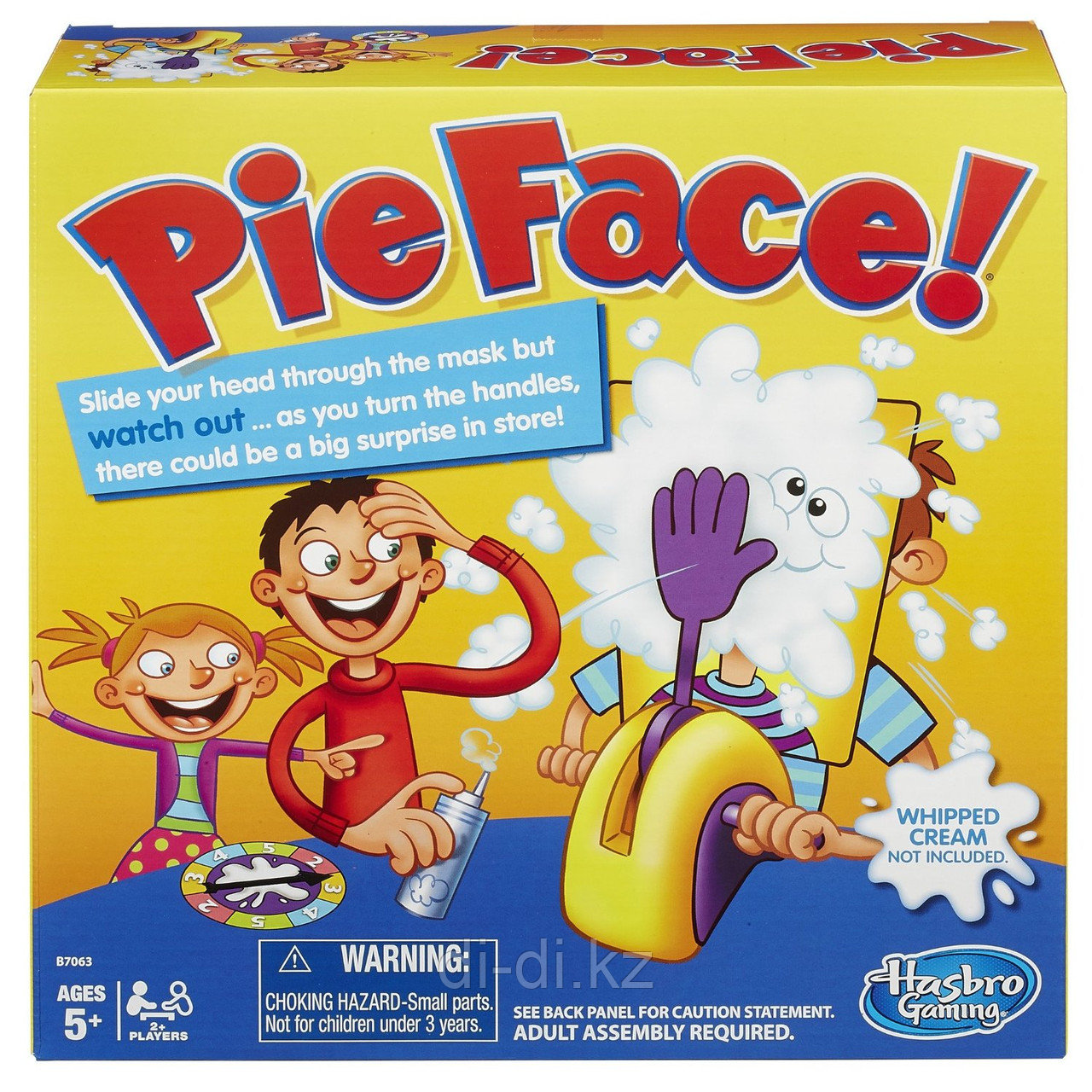Other Games Настольная игра Пирог в лицо