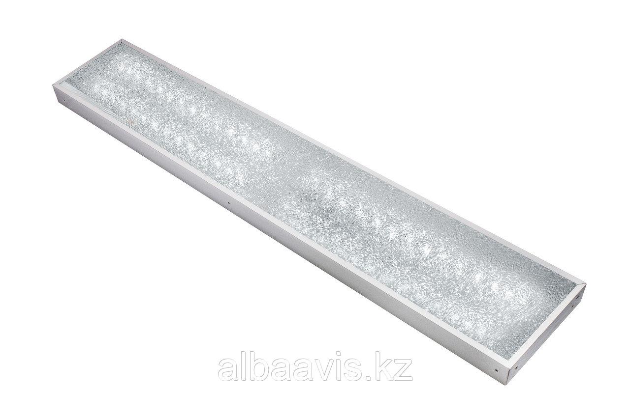Светильник потолочный накладной, подвесной светодиодный  Армстронг